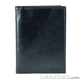 Porta Documentos Couro Cavezzale 015687 Preto