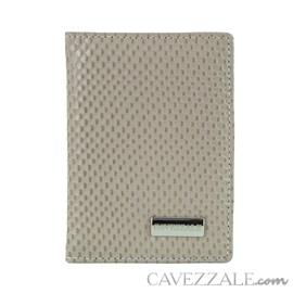 Porta Documentos de Couro Cavezzale Areia 101065