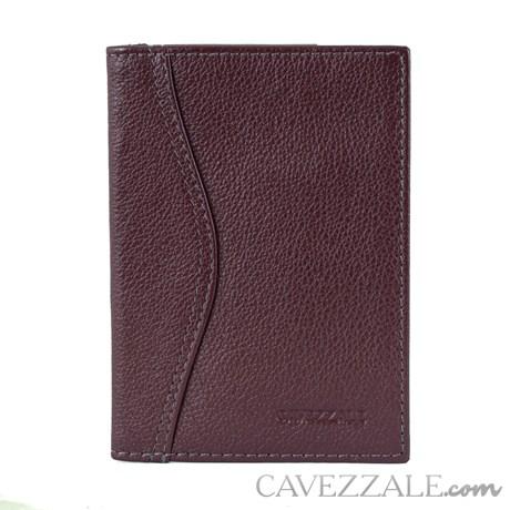 Porta documentos de Couro Cavezzale Bordo 56615