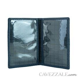Porta Documentos de Couro Cavezzale Marinho 101065