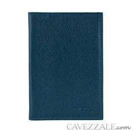 Porta Documentos de Couro Cavezzale Marinho 101749
