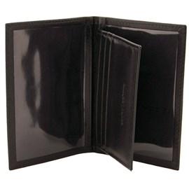Porta Documentos De Couro Cavezzale Marrom 099647