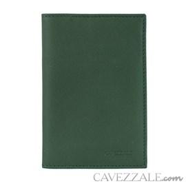 Porta Documentos de Couro Cavezzale Oliva 101749