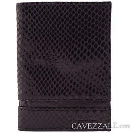 Porta documentos de Couro Cavezzale Preto 0101057