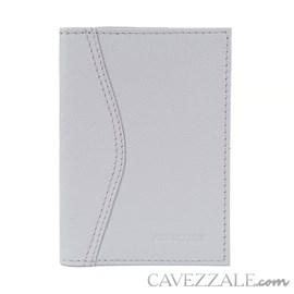 Porta Documentos de Couro Feminino Cavezzale Lavanda 102593