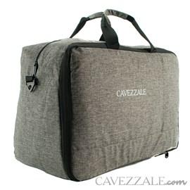 Sacola de Viagem com Organizador Cavezzale Cinza 101327
