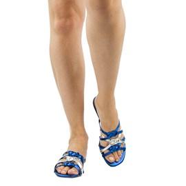 Sandália Cavezzale Azul 102177