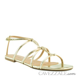 Sandália Cavezzale Champanhe 102178