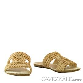 Sandália Cavezzale Natural 101706