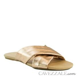 Sandália de Couro Cavezzale Rosê 102169