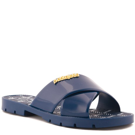 Sandália Sintético Petite Jolie Deep Navy 099434