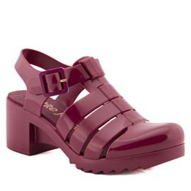 Sandália Sintético Petite Jolie Luxplum 099423