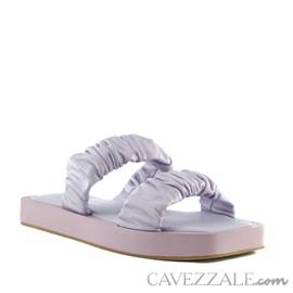 Tamanco de Couro Cavezzale Soft Alfazema 102554