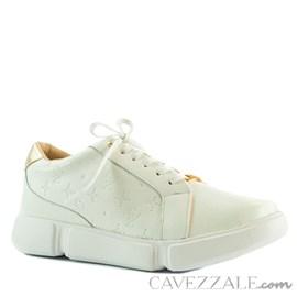 Tênis de Couro Cavezzale Branco 102160