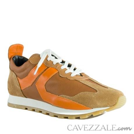Tênis de Couro Cavezzale Whisk 102325