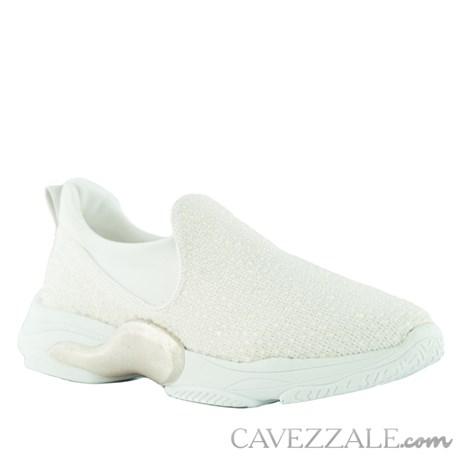 Tênis de Tecido Cavezzale Branco 102287