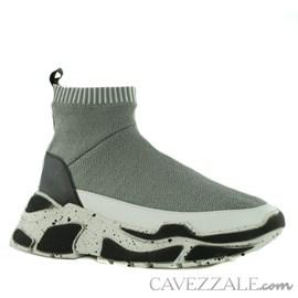 Tênis de Tecido Cavezzale Cinza 102286