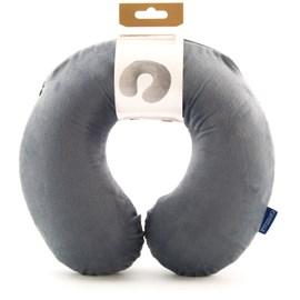 Travesseiro Cavezzale Cinza Com Espuma 099004