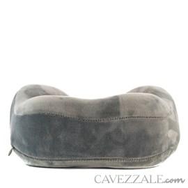Travesseiro de Viagem Cavezzale Cinza 0101232